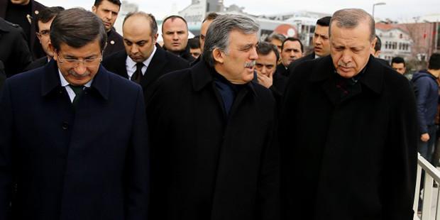''Erdoğan Gül ve Davutoğlu ile görüşebilir''