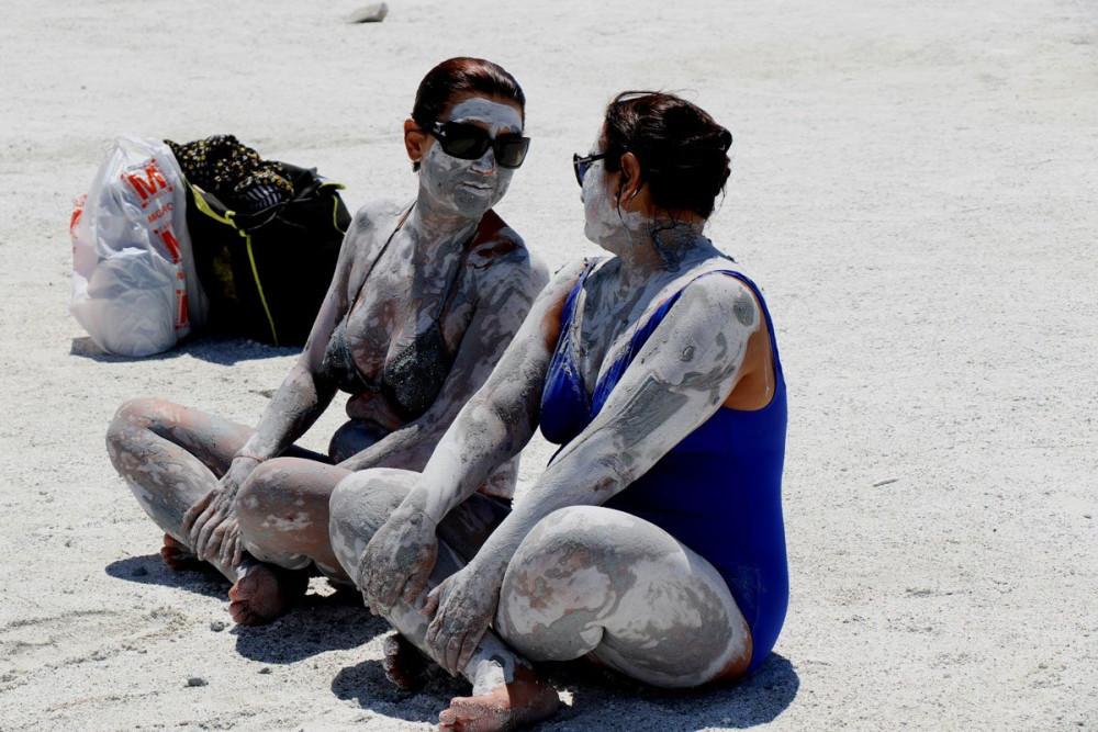 Türkiye'nin 'Maldivleri' şimdi de çamuru ile meşhur oldu - Resim: 2