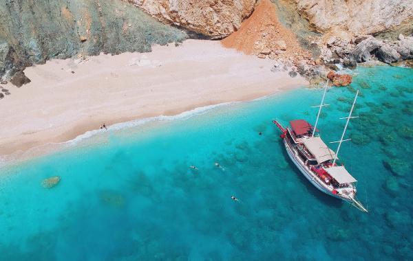''Antalya'nın Maldivleri'' alarm veriyor !