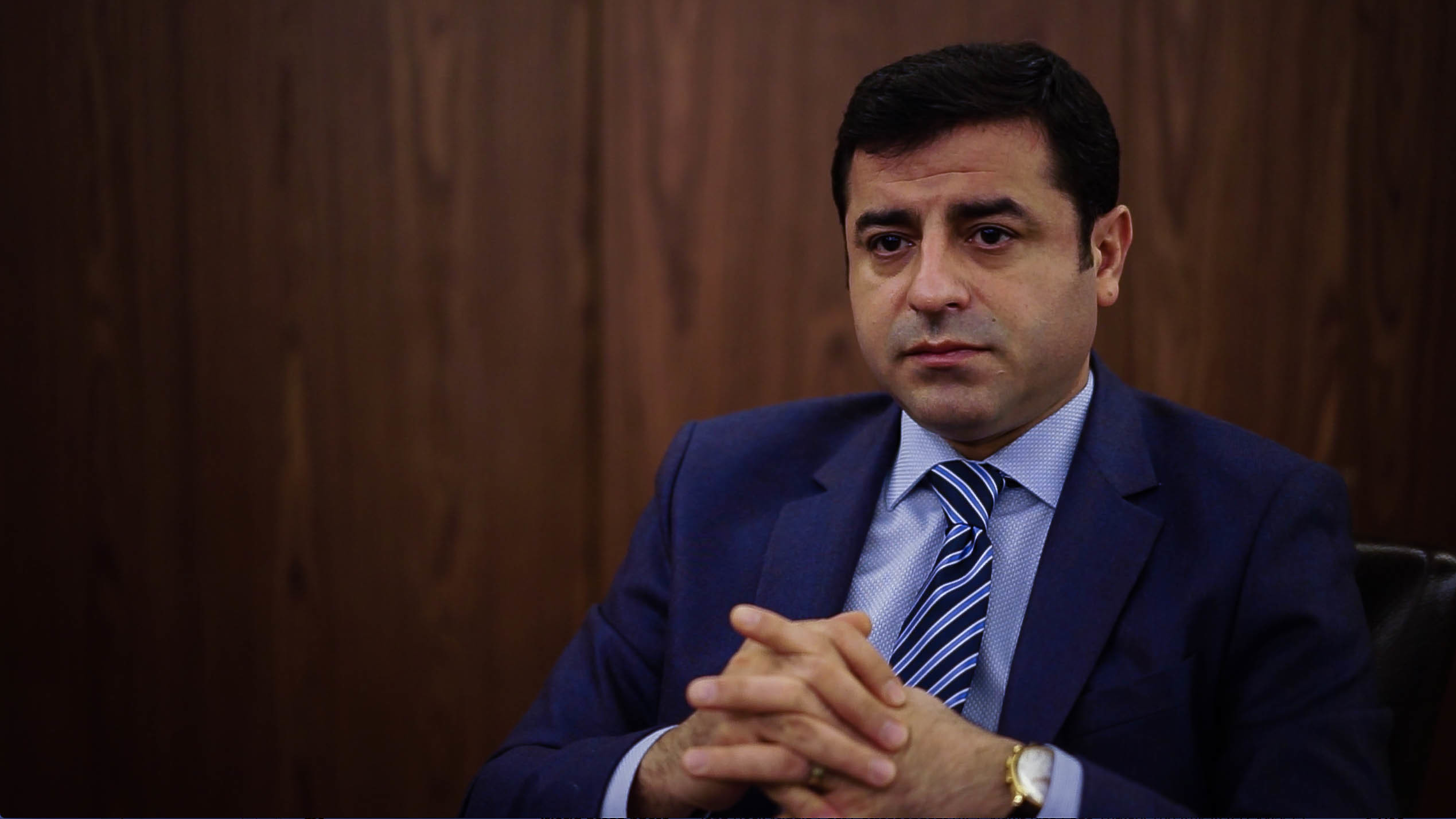 Selahattin Demirtaş: ''Kürt milliyetçisi değilim''