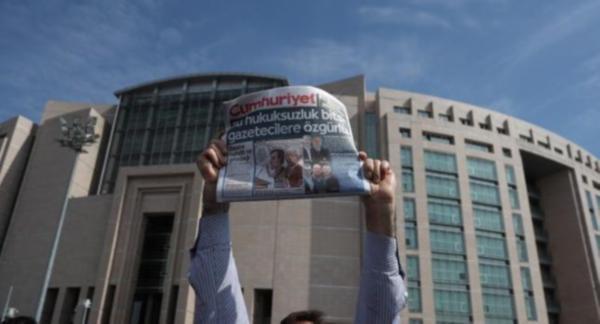 Yargıtay Başsavcılığı'nda Cumhuriyet çalışanlarına beraat talebi