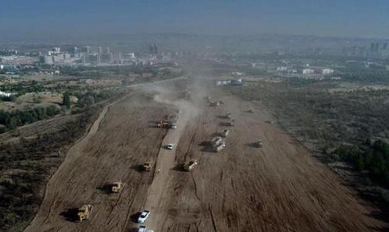 ODTÜ'de ağaçlar kesildikten 678 gün sonra 'yürütmeyi durdurma' kararı