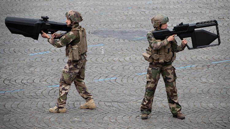 Fransız ordusundan dikkat çeken hamle !