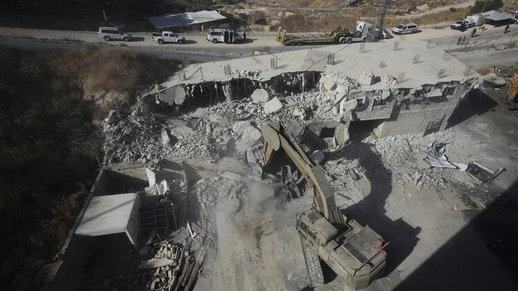 İsrail'den Doğu Kudüs'te skandal hamle
