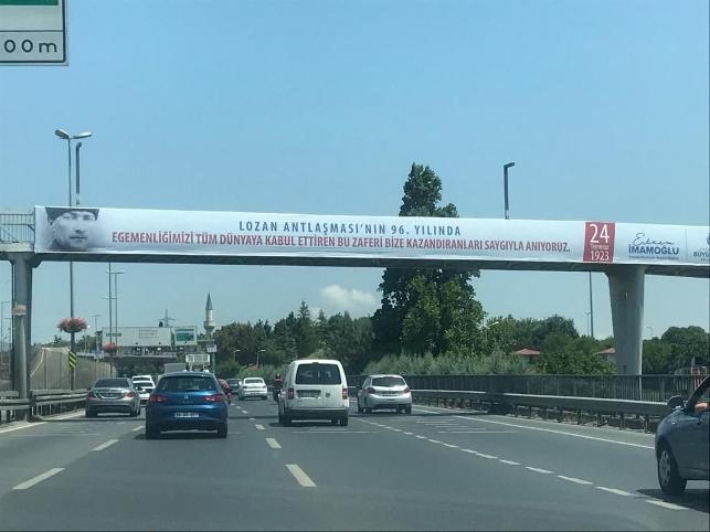 İstanbul sokaklarında değişim !