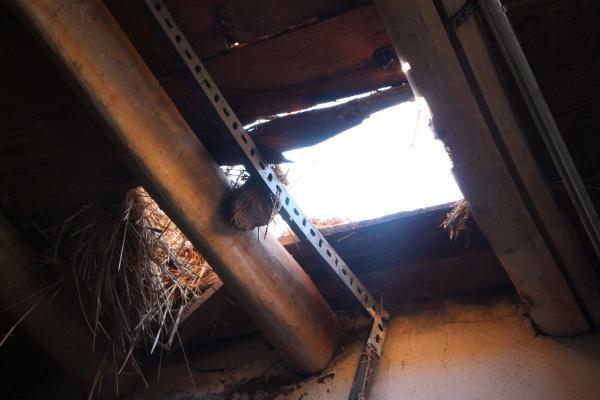 Şanlıurfa'da roket düşen evdeki hasar gün ağarınca ortaya çıktı