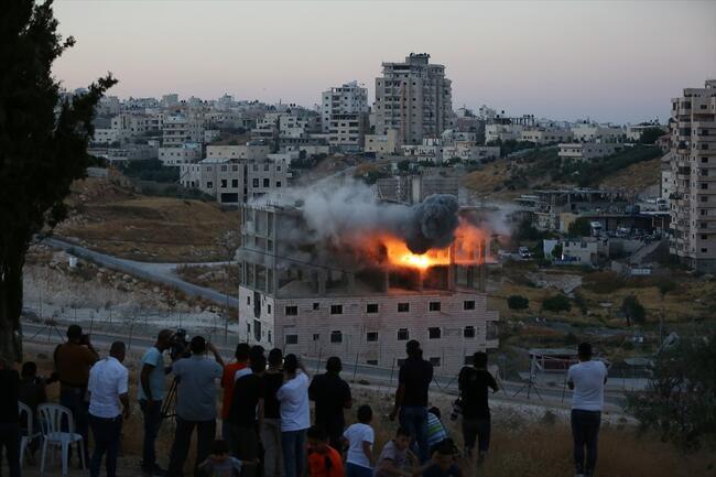 Türkiye'den İsrail'e sert tepki !