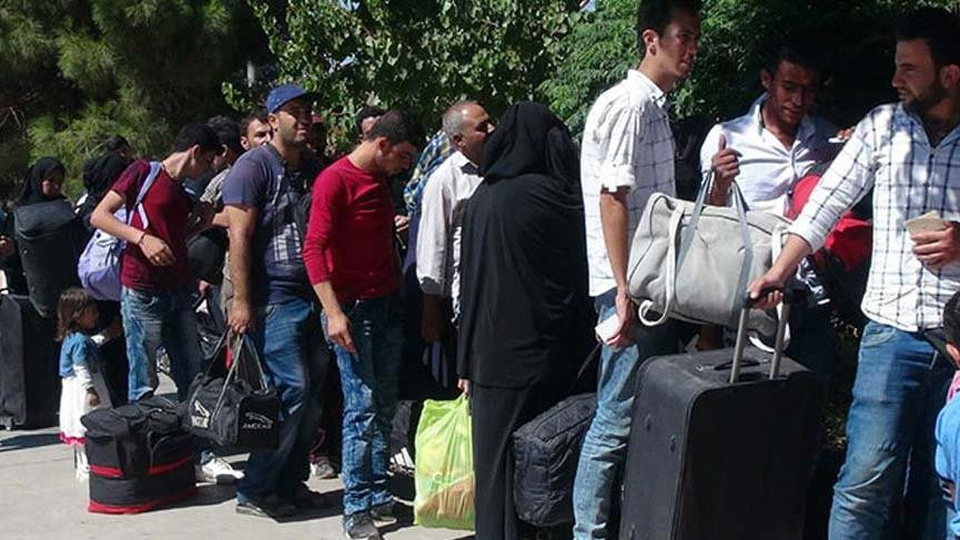 Şok iddia ! Suriyeliler Valilik önünde eylem mi yapacak ?