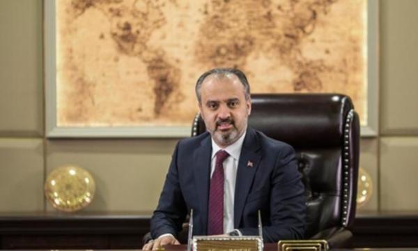 Alinur Aktaş belediyenin tüm şirketlerine ''başkan'' olmuş