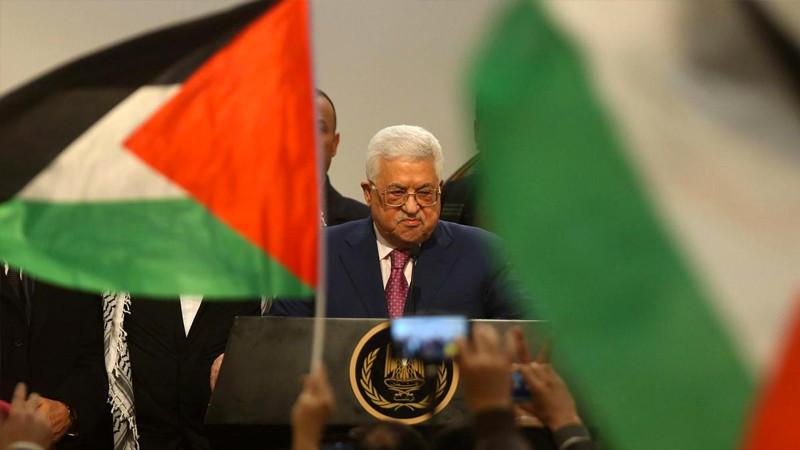 Filistin İsrail ile tüm anlaşmaları askıya aldı