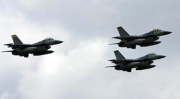 Kuzey Irak'ta iki harekatta 34 terörist öldürüldü