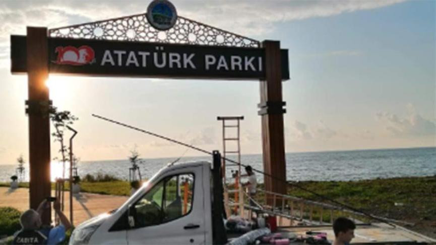 Parka Atatürk'ün adını verilmesine izin çıkmadı