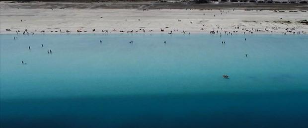 Tepki yağmıştı ! Hükümetten Salda Gölü açıklaması