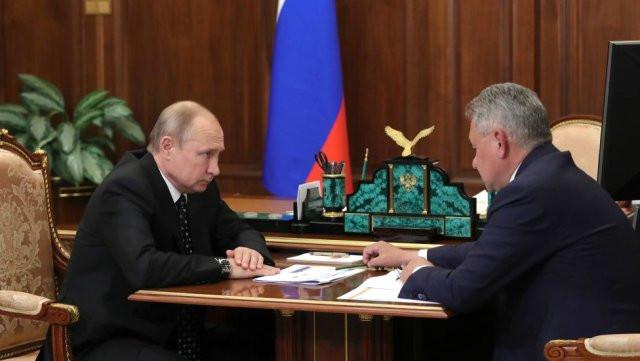 Kremlin ''gizli bilgi'' demişti, Putin açıkladı !