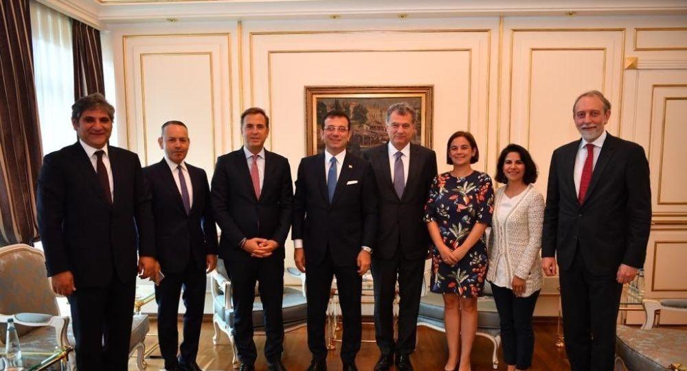 TÜSİAD'tan İBB Başkanı Ekrem İmamoğlu'na destek ziyareti