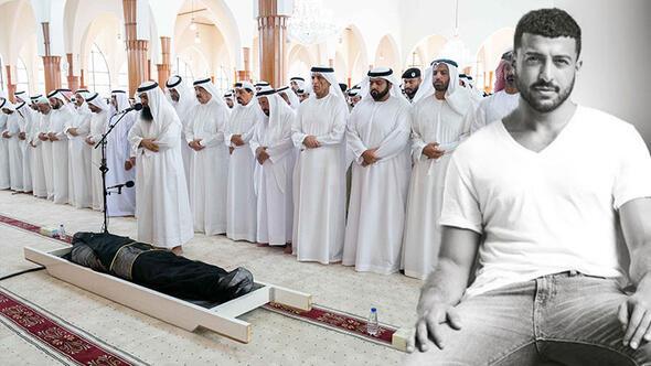 Seks partisinde ölen şeyhin cenazesinde dikkat çeken görüntü