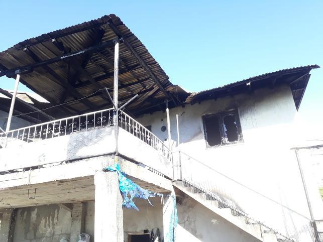 Adana'da yangın faciası: 2 ölü