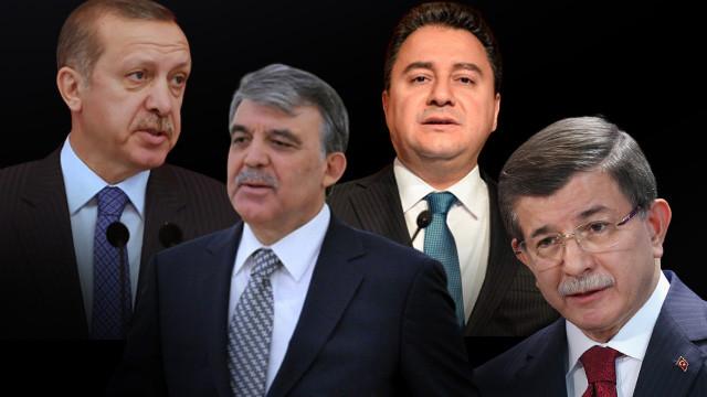 Erdoğan'dan yeni parti yorumu: Sırtımızdan hançerlediler