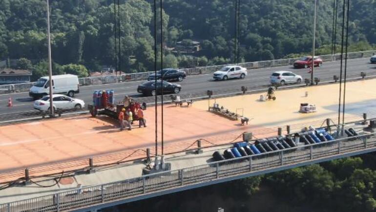 İşte İstanbul'da trafiği kilitleyen FSM'deki çalışmada son durum