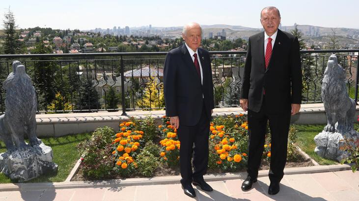 İşte Erdoğan - Bahçeli görüşmesinin asıl nedeni