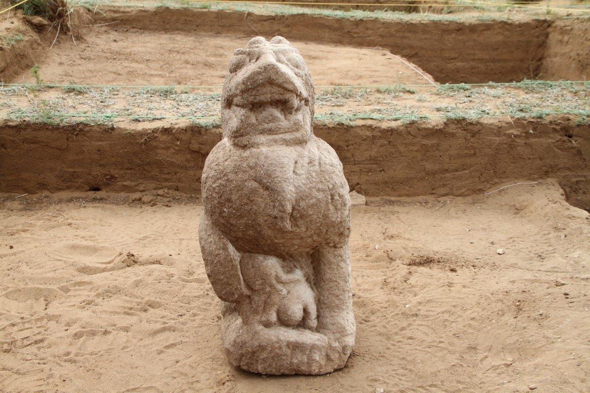 Moğolistan'da Türk kağanlığına ait 'Aşina' damgaları bulundu