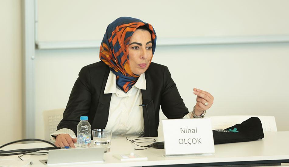 Nihal Olçok, idam ipini Bahçeli'nin önüne attı