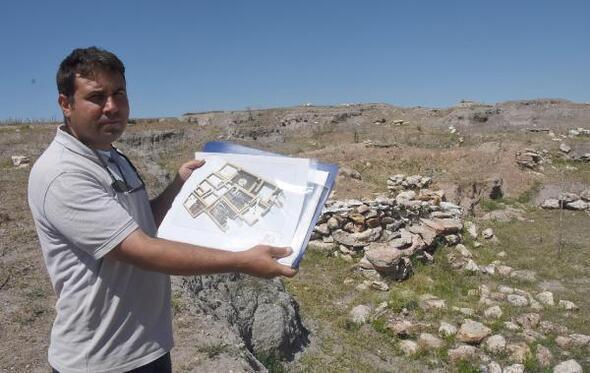 Anadolu'nun 5 bin yıllık ilk şehir yapılanması ortaya çıktı