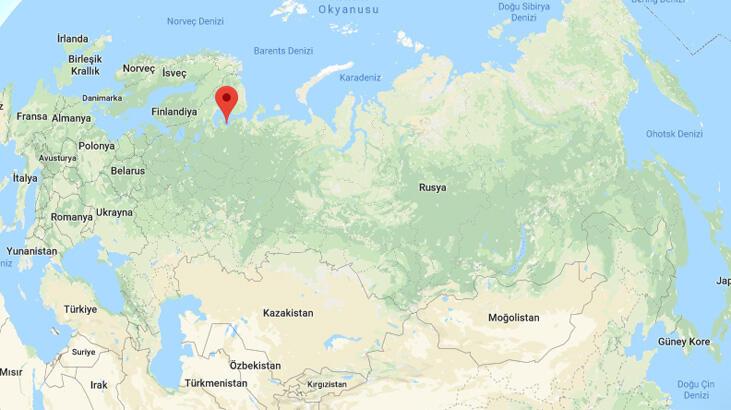 Rusya'dan şok itiraf: Radyasyon seviyesi 16 kat arttı