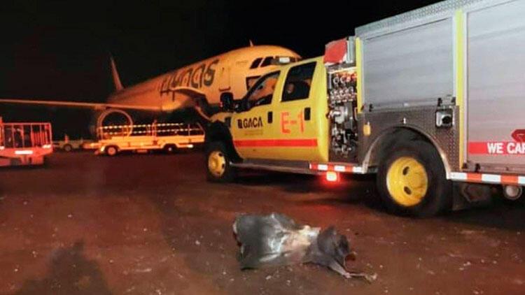 Suudi Arabistan'da havalimanına saldırı