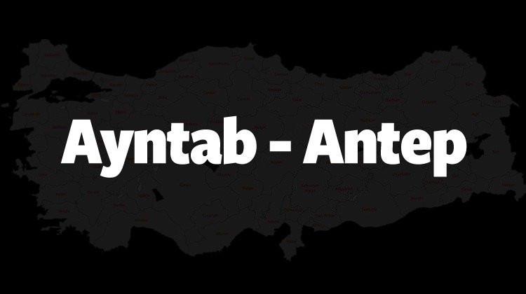 İşte Türkiye'deki şehirlerin eski isimleri