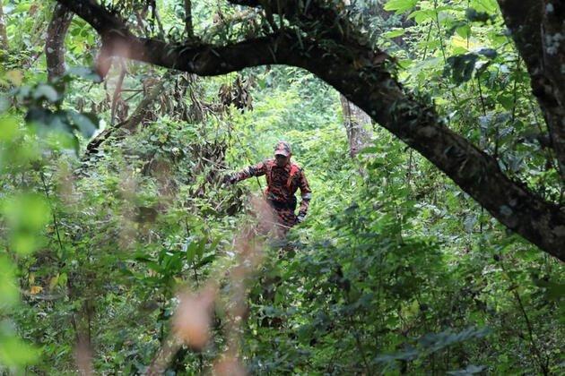 Hayalindeki tatil için Londra'dan Malezya'ya gitti, ormanda cesedi bulundu