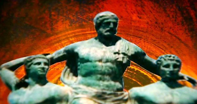 Çağbaba türbesinin gladyatör mezarı olduğu ortaya çıktı