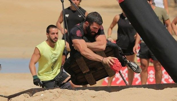 Şampiyon Turabi yeniden The Challenge'da