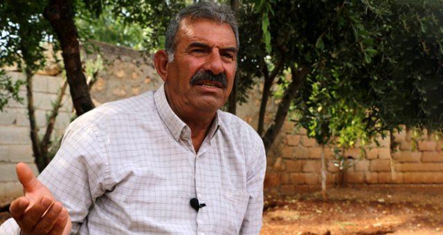 Teröristbaşı Öcalan'la görüşen kardeşinden açıklama