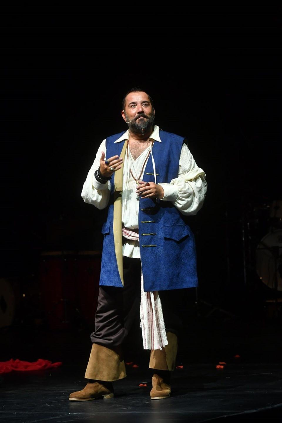 Harbiye Açıkhava'da Ata Demirer şov !
