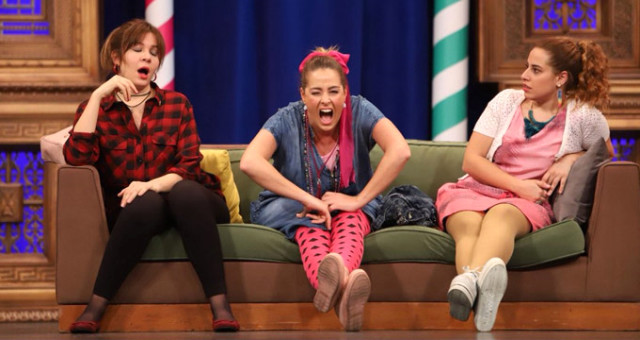 Güldür Güldür şovun yıldızına olay eleştiri