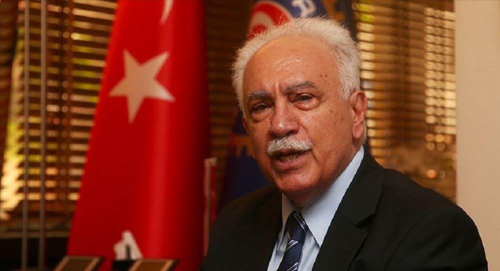 Perinçek: ''HDP belediyeleri PKK'ya eleman topluyor''
