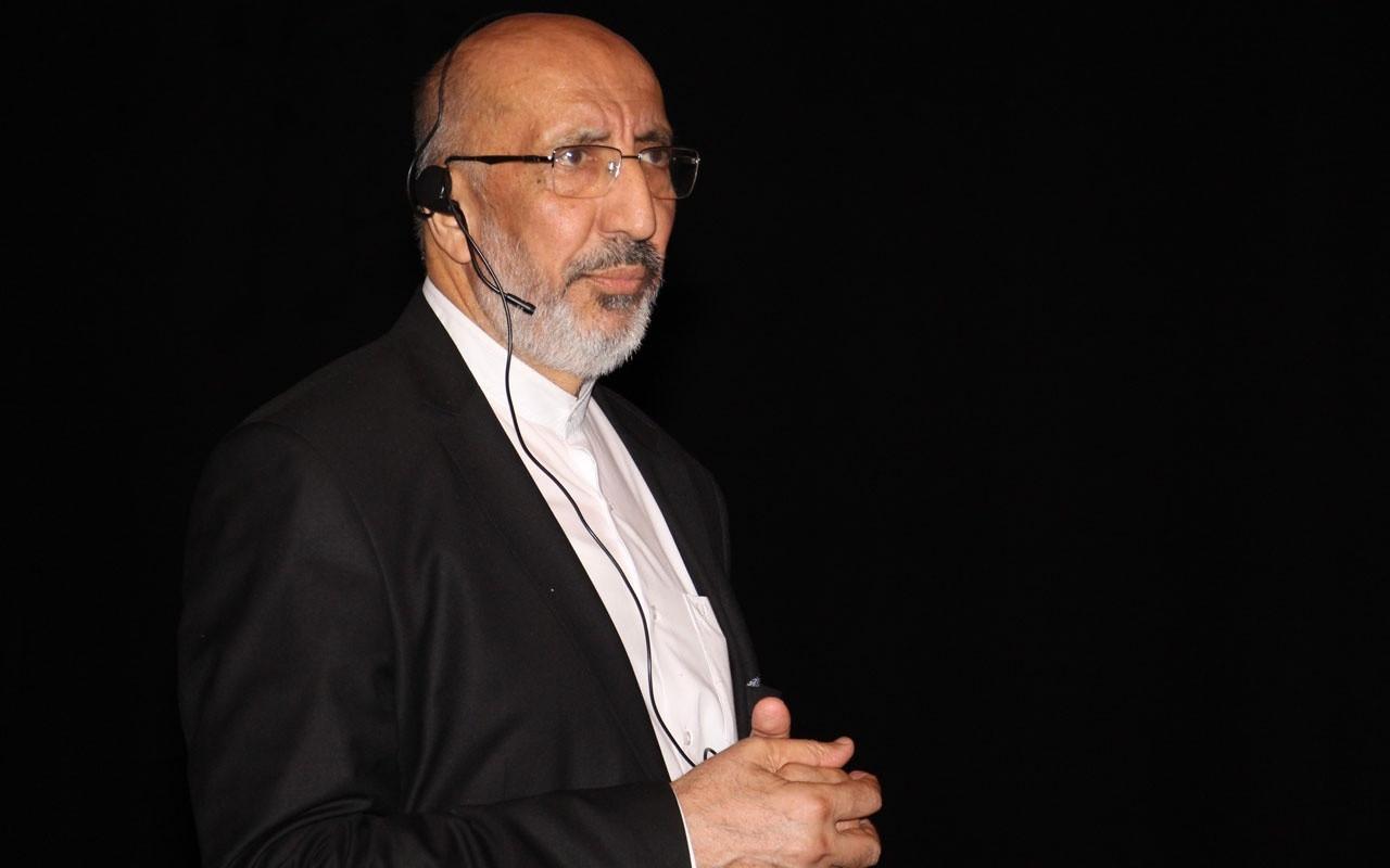 Abdurrahman Dilipak: ''Zalimler için yaşasın cehennem''