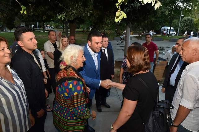 'Açık Mikrofon' Beşiktaşlıları bir araya getirdi