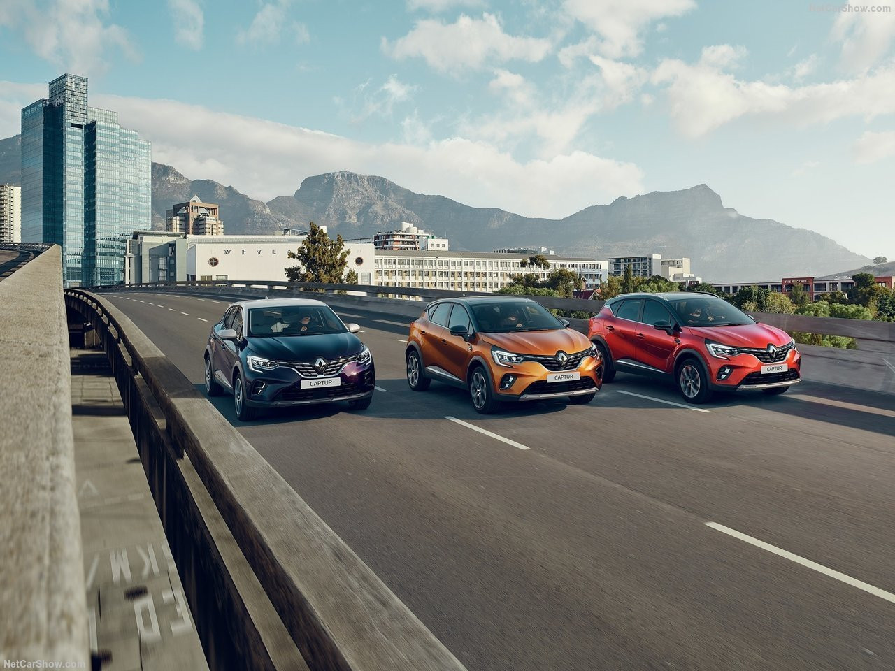 Karşınızda 2020 Renault Captur