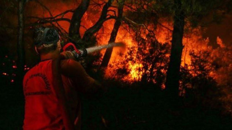 İzmir'deki orman yangınlarıyla ilgili çok konuşulacak iddia