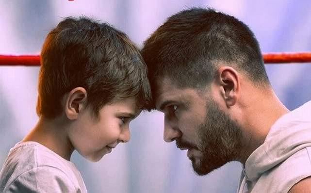 Tolgahan Sayışman oğlu Efehan ile kamera karşısına geçti
