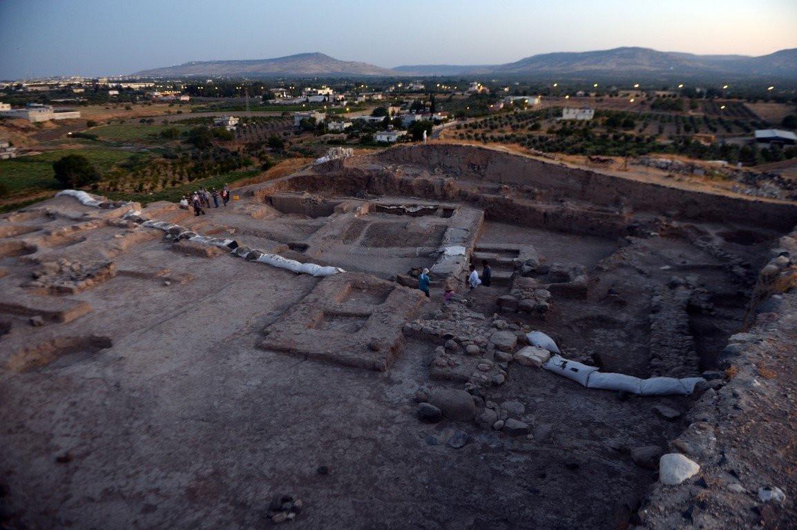 Oylum Höyük'te kazılar sonrası ortaya çıkan gerçek
