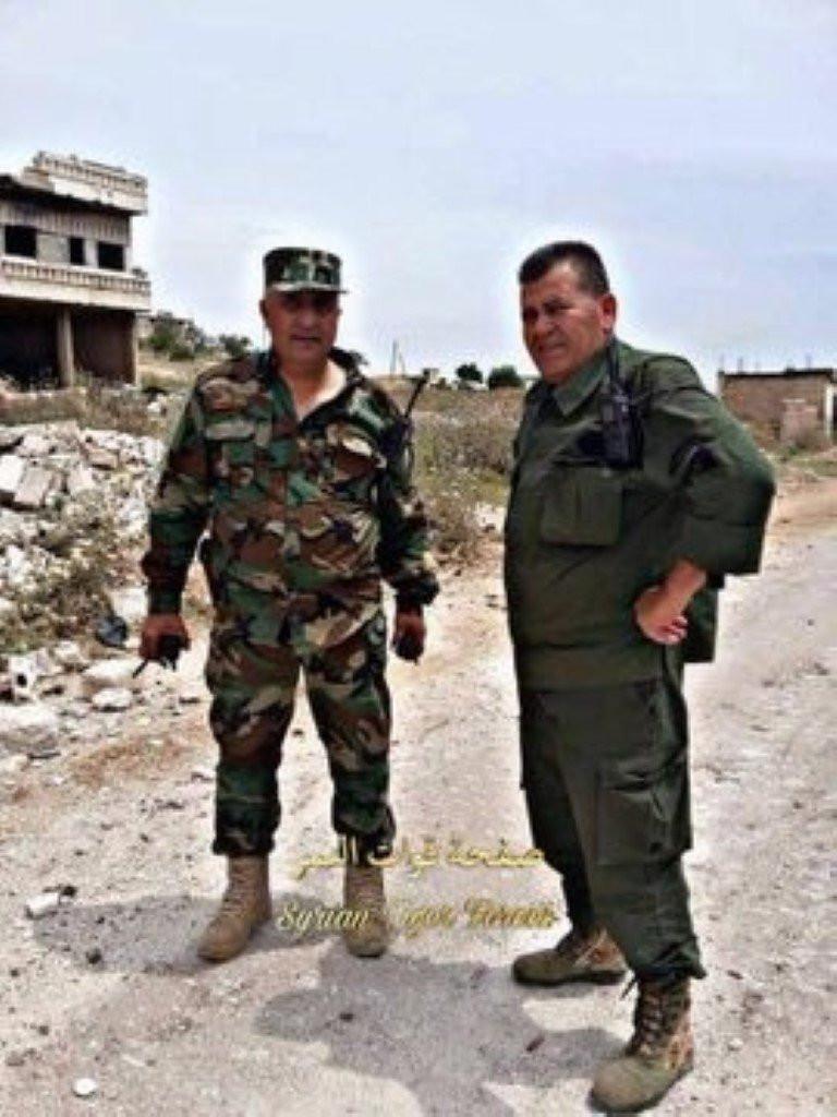 Rus askeri Han Şeyhun'da! İşte ilk görüntüler