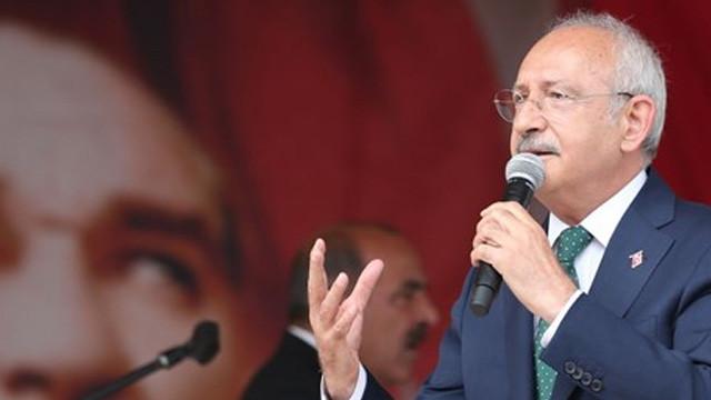 Kılıçadaroğlu'ndan Erdoğan'a bayrak yanıtı