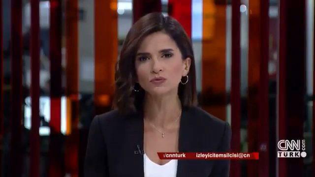 CNN Türk spikeri, Emine Bulut haberini sunarken gözyaşlarını tutamadı