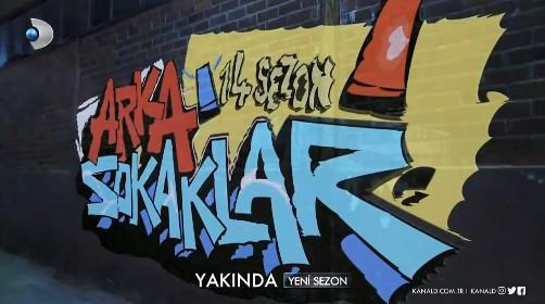 Arka Sokaklar 14. yeni sezon fragmanı yayınlandı