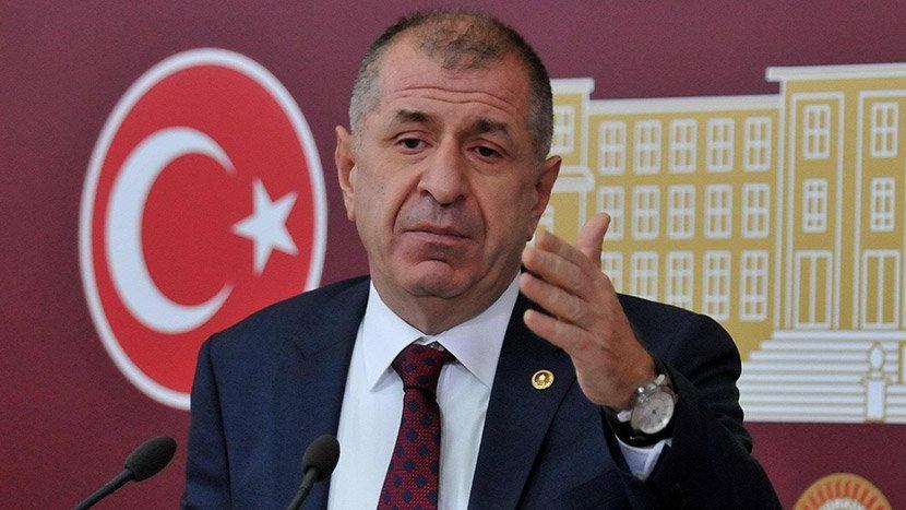 İYİ Partili Özdağ'dan Davutoğlu'na: 'Anılan dönemde kendisi başbakandı
