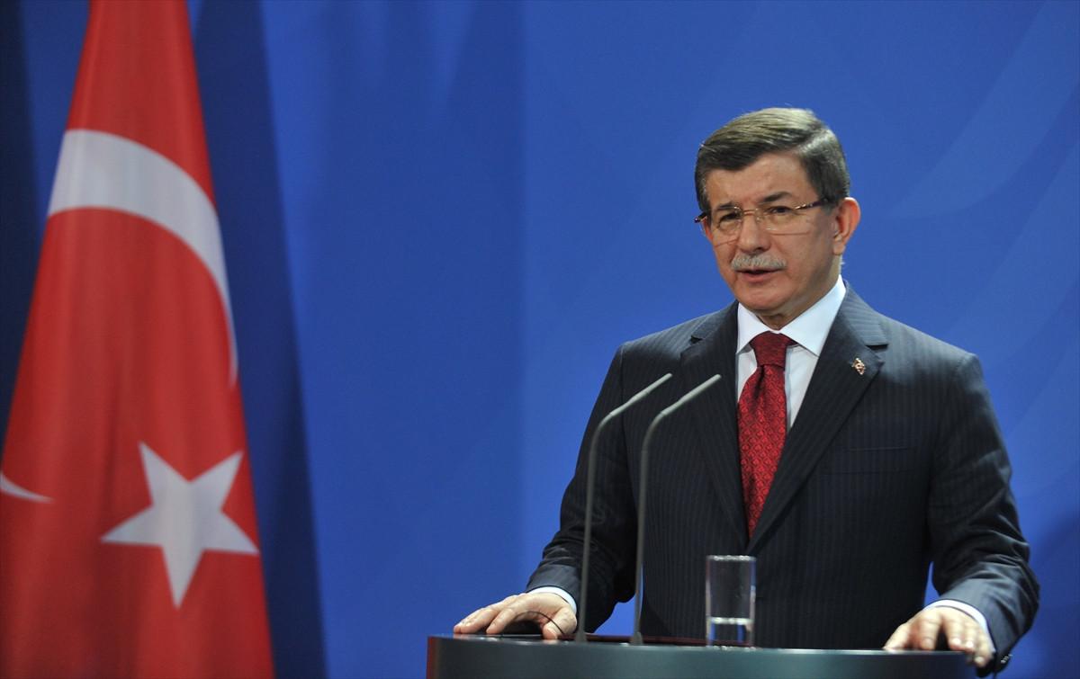 Davutoğlu'nun 'terör' açıklamaları için araştırma önergesi