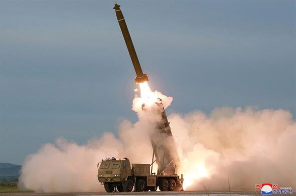 Kuzey Kore yeni füze denemesini resmen açıkladı